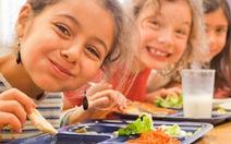 Chất lượng bữa ăn liên quan tâm lý trẻ