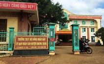 Khởi tố một phó phòng ở Đắk Lắk làm lộ bí mật nhà nước