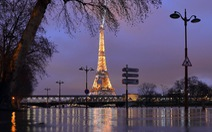 Du lịch Paris bị ảnh hưởng vì lũ sông Seine dâng 5,2m