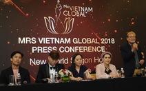 Hoa hậu Quý bà người Việt Toàn cầu sẽ chung kết tại Hàn Quốc