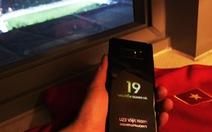 Samsung Vina tặng đội tuyển U-23 VN phần quà trị giá 1,2 tỉ đồng