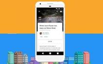 Google tung ứng dụng 'siêu thông tấn xã' cho 'nhà báo công dân'