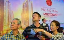 Phú Mỹ Hưng Midtown thành công 100% cả ba giai đoạn mở bán
