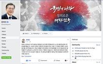 Tổng thống và cộng đồng mạng Hàn Quốc gửi lời chúc mừng U23 Việt Nam
