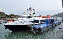 Khai trương tàu cao tốc kết nối Vũng Tàu với miền Tây