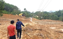 Những 'người hùng' trong thảm họa núi lở
