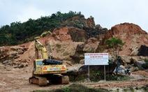 Phú Yên phạm luật khi cho phá rừng đặc dụng đèo Cả lấy đất