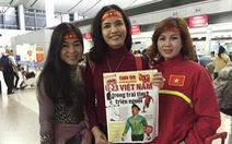 24 giờ xuất ngoại vì tình yêu U-23 Việt Nam