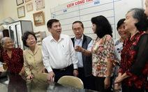 Lãnh đạo TP.HCM thăm người có công trong chiến dịch Mậu Thân