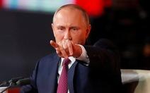 Mỹ chơi chiêu công bố 'vây cánh' của ông Putin