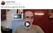 Sẽ xử phạt hành vi xúc phạm của Daniel Hauer
