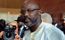 Tân tổng thống Liberia tự giảm lương vì đất nước còn nghèo