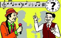 Ông định hát lúc nào ?