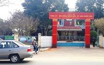 Trích camera điều tra vụ trộm phá 3 két sắt UBND phường