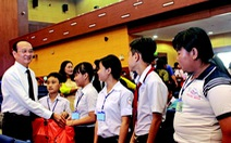 Tôn Đông Á hỗ trợ trẻ em khó khăn tỉnh Bình Dương