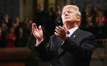 Ông Trump lột xác trong thông điệp liên bang