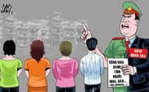 Bản án 'chung thân' về nhân phẩm ở Dương Đông