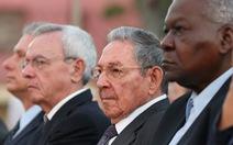 Cuba trao công hàm phản đối Mỹ âm mưu làm suy yếu Cuba