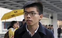 Mỹ trêu ngươi Bắc Kinh đề cử Nobel Hòa bình cho Hoàng Chi Phong