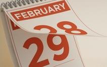 Vì sao tháng 2 có 28 ngày?