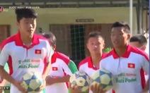 Video clip 'sao' U23 Việt Nam đóng MV chào xuân nóng trên mạng