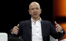 Amazon, Apple và Alphabet đồng loạt công bố doanh thu quý 4-2017