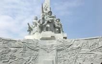 Khánh thành cụm tượng đài Khu di tích căn cứ tỉnh ủy Biên Hòa