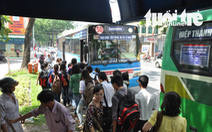 TP.HCM xây dựng 3 bến xe buýt quy mô lớn