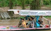 Đưa thuyền năng lượng mặt trời, đài ngắm hoa phục vụ du khách