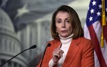 Phe Dân chủ quyết không chi tiền cho ông Trump xây tường biên giới