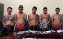 Vây bắt đồng loạt băng nhóm 'Vũ Bông hồng' ở TP.HCM, Bình Dương, Kiên Giang