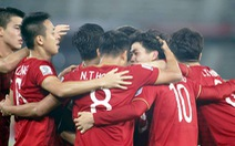 Đội tuyển Việt Nam 'giảm giá' trên thị trường chuyển nhượng