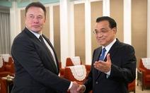 Trung Quốc muốn cấp 'định cư vĩnh viễn' cho tỉ phú Elon Musk