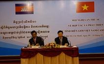 Hợp tác biên giới Việt Nam - Campuchia: Sự hợp tác lâu đời cần phải giữ