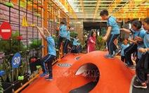 Đưa vào hoạt động khu vui chơi giáo dục an toàn giao thông