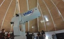 Khám phá Đài thiên văn Hòa Lạc sắp mở cửa đón khách