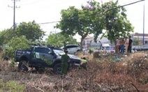 2 ôtô tông nhau rồi lao lên lề tông chết người bán dưa hấu