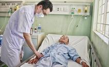Tết cùng bệnh nhân nghèo