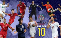 Quang Hải được chọn vào top 10 cầu thủ hay nhất loạt trận đầu tiên Asian Cup 2019