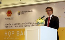 50 năm quan hệ Việt Nam - Thụy Điển: 'Yêu nhau vạn sự chẳng nề'