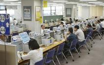 Hàng chục tỉ yen trợ cấp thất nghiệp trong 15 năm không được chi trả