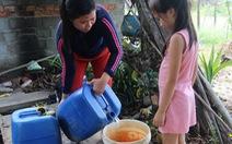 Khởi công công trình nước sạch cho dân vùng hạn Ninh Thuận