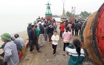 Tìm kiếm học sinh lớp 6 mất tích trên biển Nghệ An