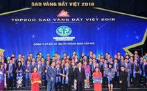 Hoàng Quân Cần Thơ nhận giải Sao Vàng Đất Việt 2018