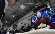 Nhật đưa robot đến ga điện ngầm làm hướng dẫn viên