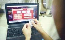 Triệt phá nhóm cá độ bóng đá 300 tỉ trên mạng Internet