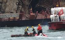 Cháy tàu dầu ở Hong Kong: tìm thấy thi thể  nghi của  thuyền viên Việt Nam
