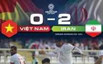 Thống kê Việt Nam - Iran: Đẳng cấp cách biệt
