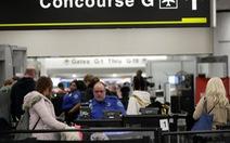 Chính phủ Mỹ đóng cửa, ngành hàng không lãnh đủ