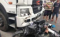 Khen thưởng nhóm cứu nạn nhân vụ xe container tông 21 xe máy
